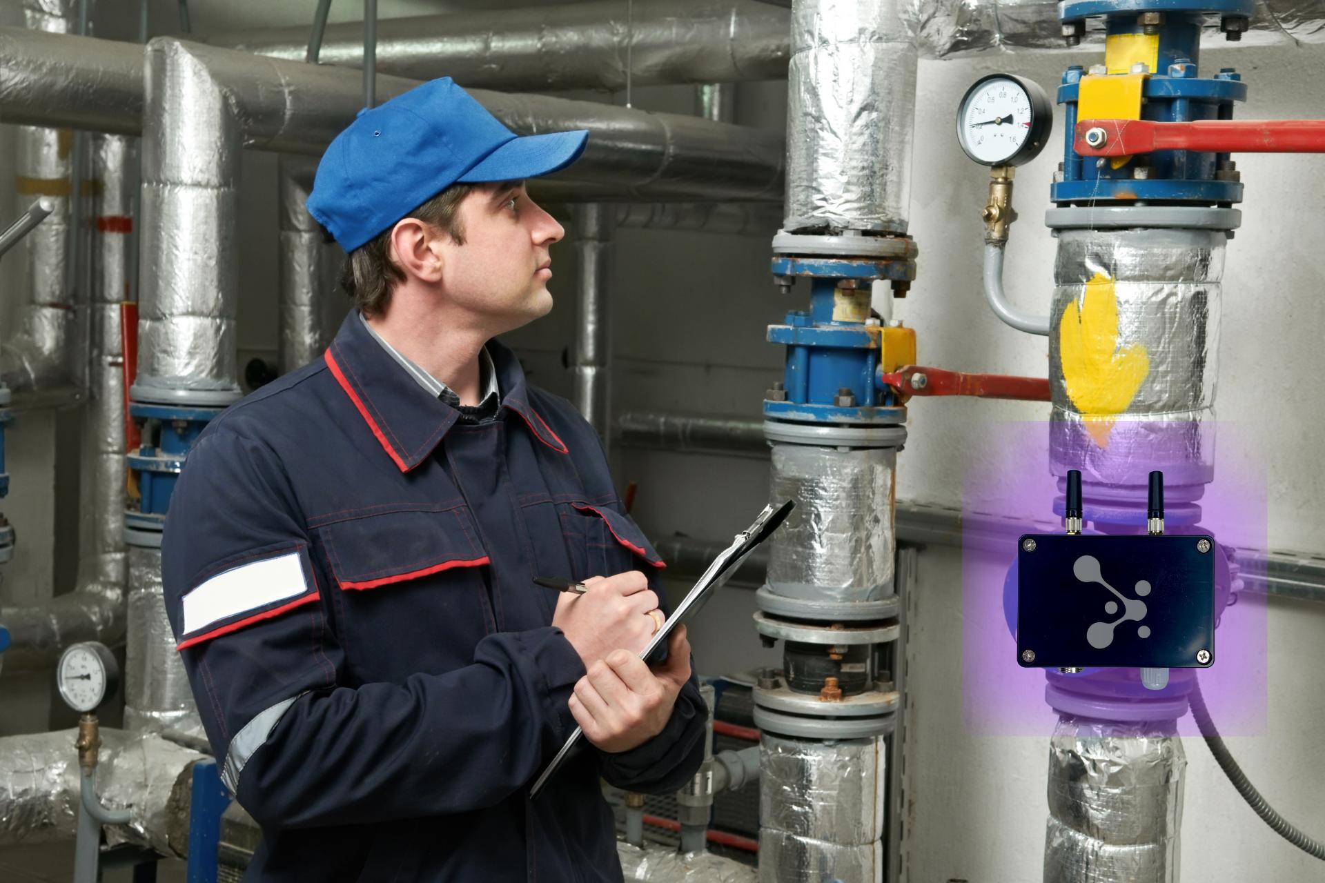 Cómo ayuda el IOT al mantenimiento industrial